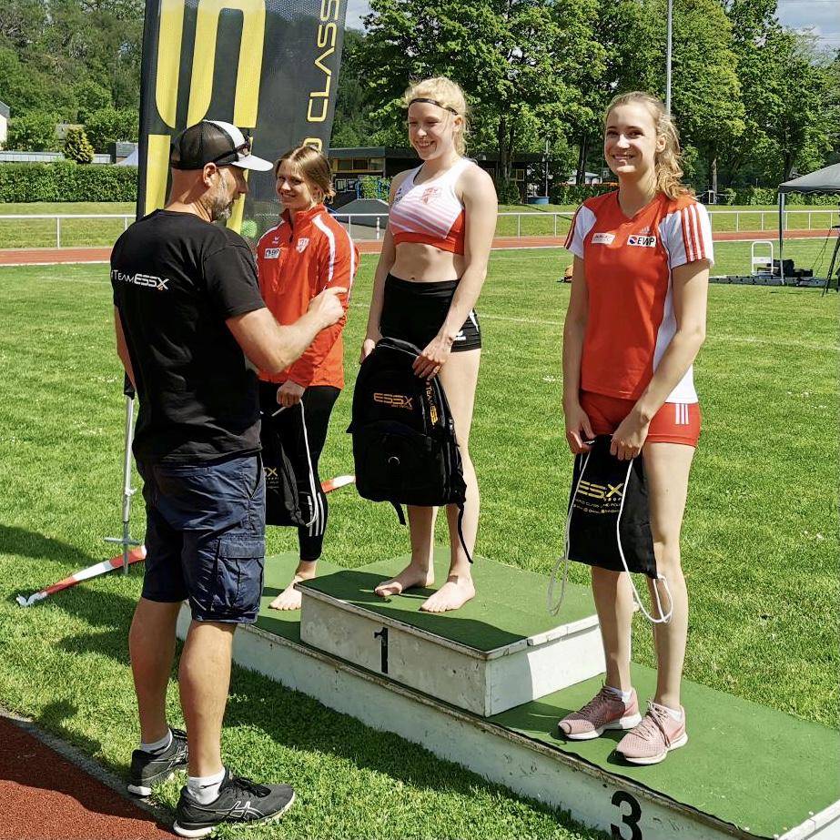 Ella springt als Erste Norm für die U23-EM